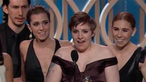 Girls' Night at the Golden Globes