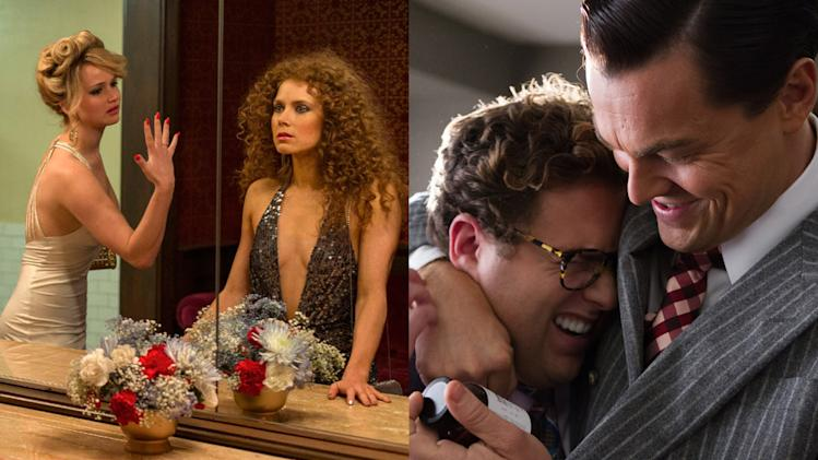 'Hustle,' 'Wolf' beat 'Catching Fire' to lead 2014 MTV Movie Awards nominations
