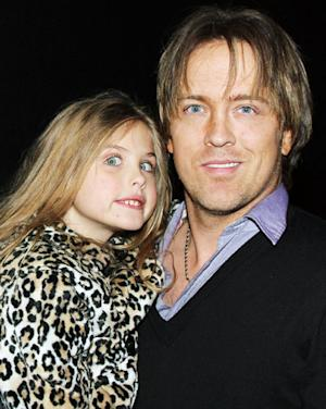 Anna Nicole Smith's Daughter Dannielynn Birkhead, 6, Enjoys Broadway Show With Dad Larry Birkhead: Picture