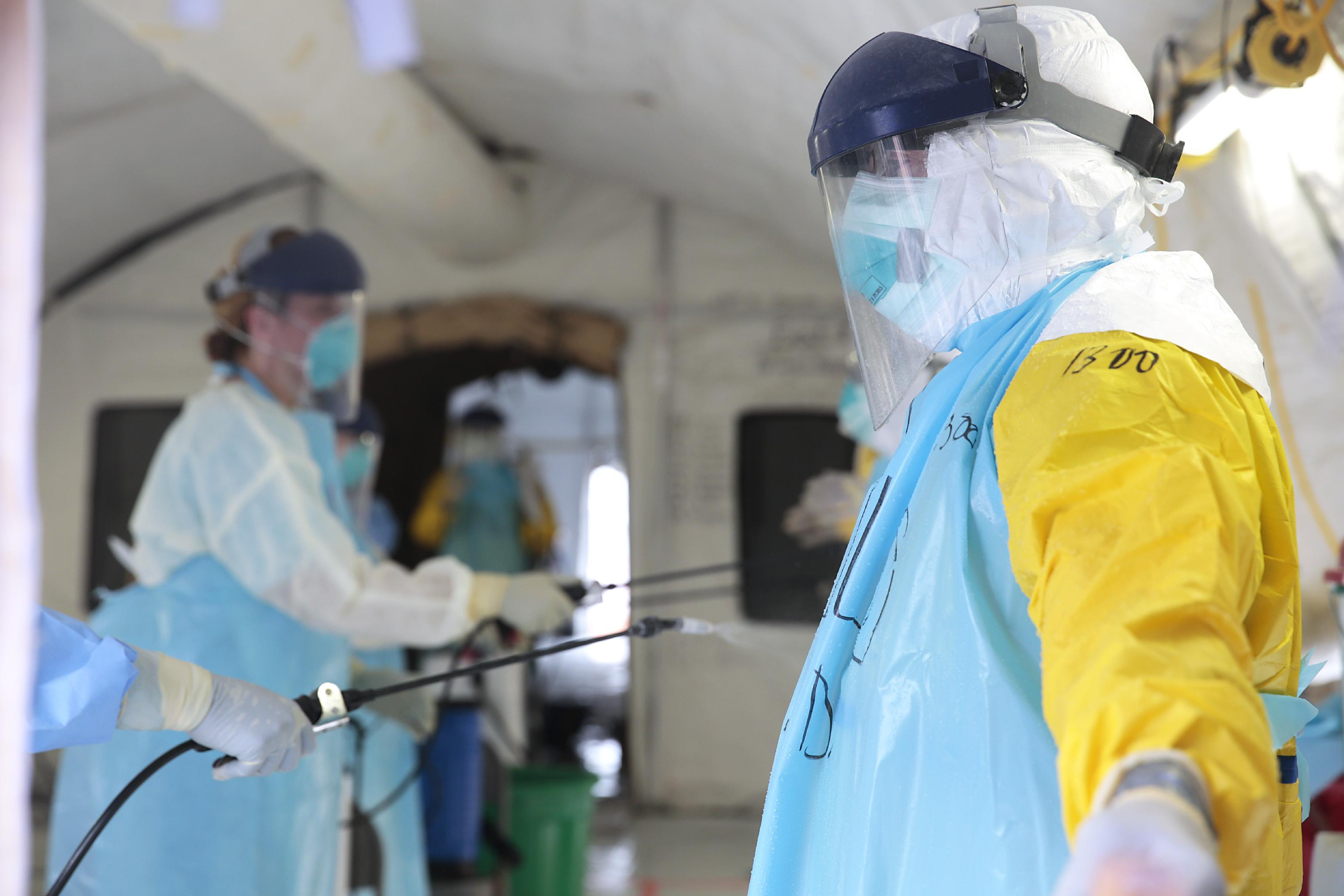 African Union vows Ebola fund as Oxfam calls for 'Marshall Plan'