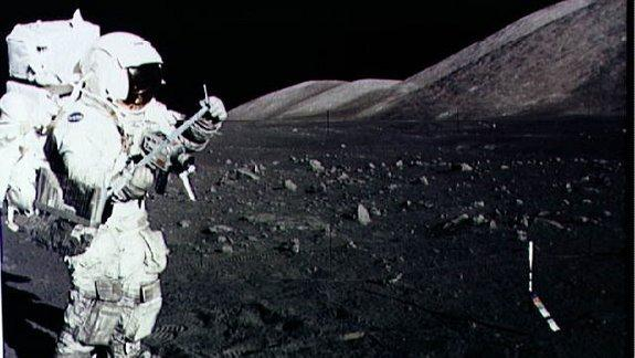 Apollo 17, 40 Years Later: An Astronaut Reflects
