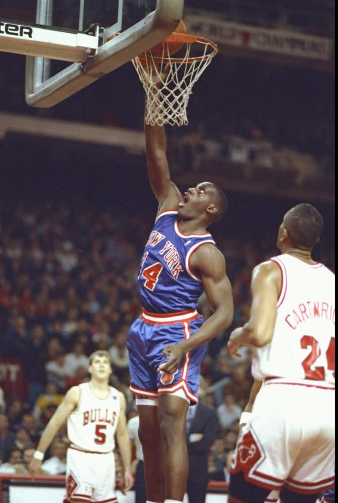 Anthony Mason, Former New York Knicks Player, Dies at 48