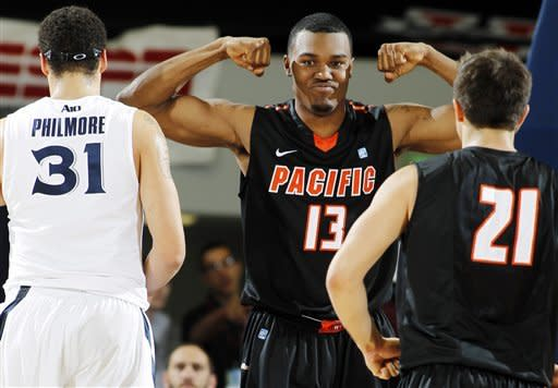 Pacific beats Xavier 70-67