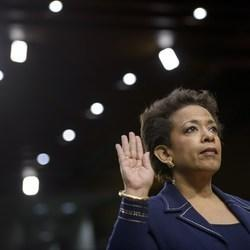 GOP Holds and Will Continue to Hold Lynch Hostage to Holder