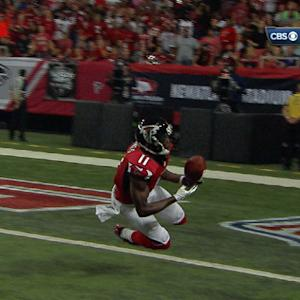 Week 3: Atlanta Falcons wide receiver Julio Jones highlights