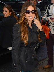 Sofia Vergara visits 'Good Morning America' on September 27, 2012 in New York City -- Getty Images