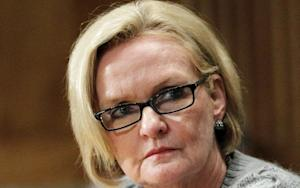 McCaskill Polls 10 Points Ahead of Akin, Despite His Fundraising Bump