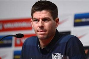 Gerrard: England must stay calm and composed in Montenegro