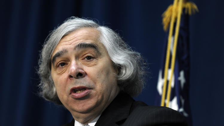 AP Interview: Moniz sees coal's 'significant role'