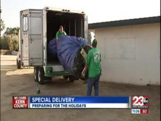 Company Helps Community Get Into the Spirit of the Holidays