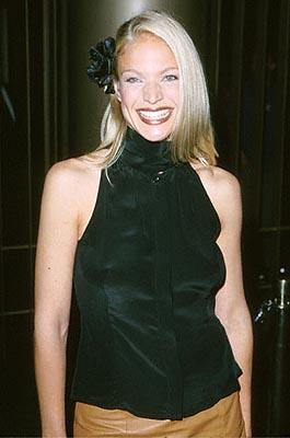 Premiere: Kristin Lehman at the Egyptian Theater premiere of Artisan's The Way of the Gun - 8/29/2000