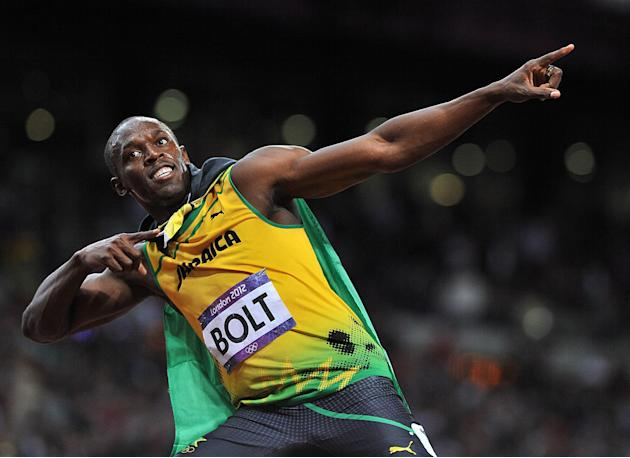 Athletics - Usain Bolt File Photo