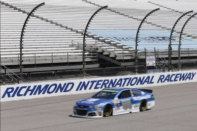 NASCAR Richmond 2015: Lineup, starting grid for Toyota Owners 400