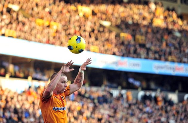 Jamie O'Hara longs for the time when he didn't get paid millions to do this (Getty)
