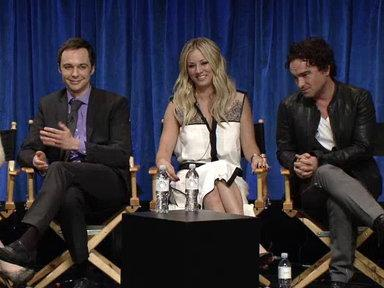 The Big Bang Theory at PaleyFest 2013