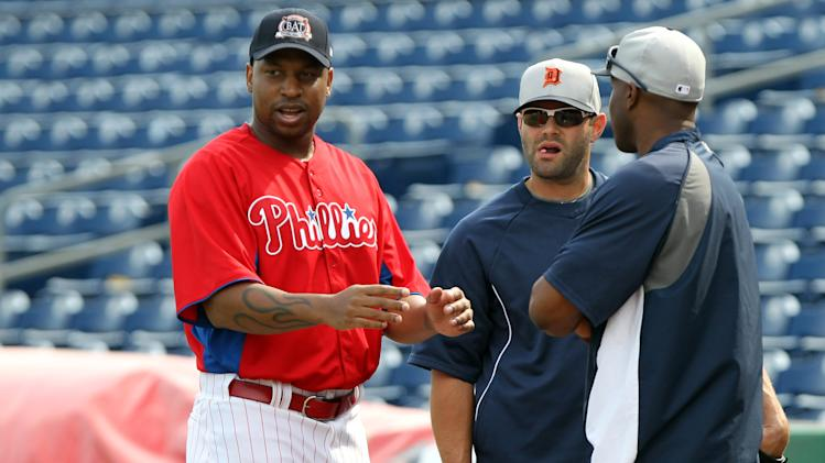 MLB: Spring Training-Detroit Tigers at Philadelphia Phillies