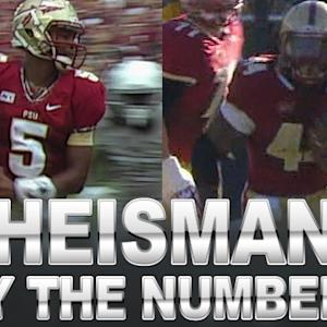 Heisman Finalist | ACC By the Numbers