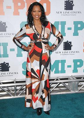 Garcelle Beauvais at the Los Angeles premiere of New Line Cinema's Semi-Pro