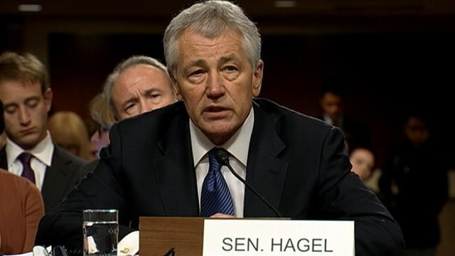 McCain Pushes Hagel: 'You Were on the Wrong Side of History'