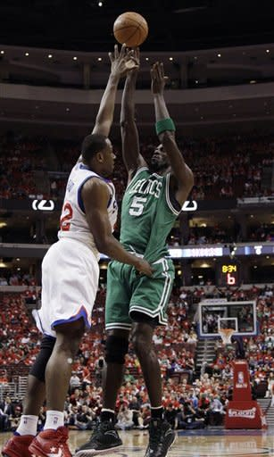 Celtics top 76ers 107-91 in Game 3 for 2-1 lead
