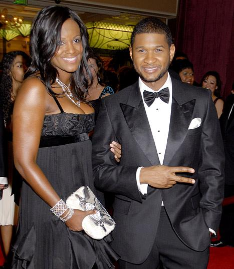 Usher's Ex-Wife Tameka Raymond Posts Sexy Shirtless Pic of the Star in the Middle of a New Court Battle