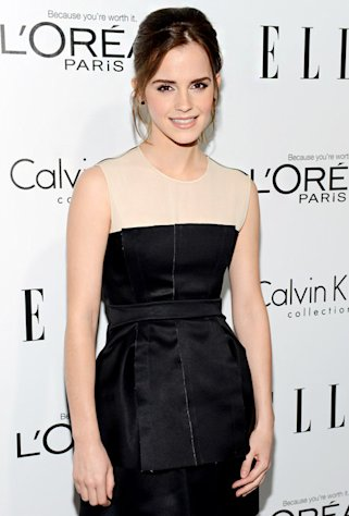 Emma Watson Returning to Brown University in 2013
