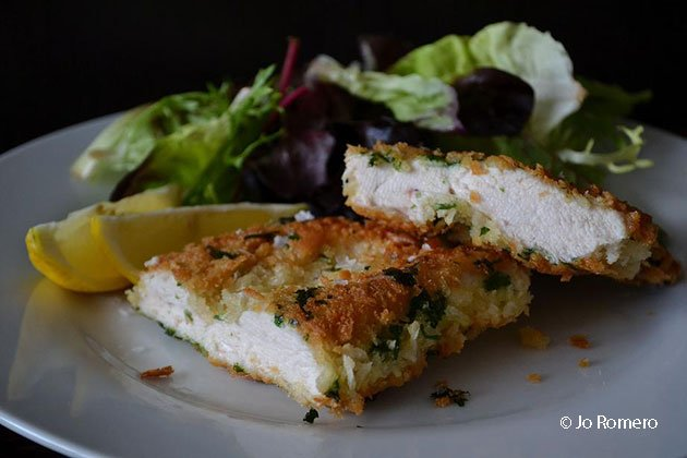 Chicken breasts cook quickly – but even quicker when they're ...