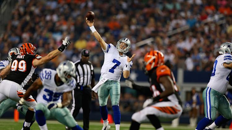 Cincinnati Bengals v Dallas Cowboys