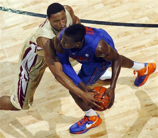 No. 6 Florida gets easy 72-47 win at Florida State