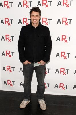 James Franco -- Getty Images