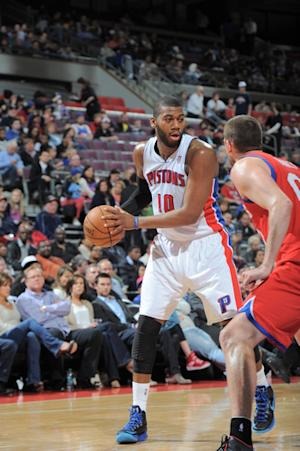 Pistons win home finale, 109-101 over 76ers