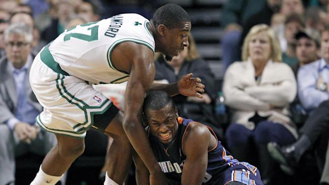 Jefferson carries Bobcats past Celtics, 89-83