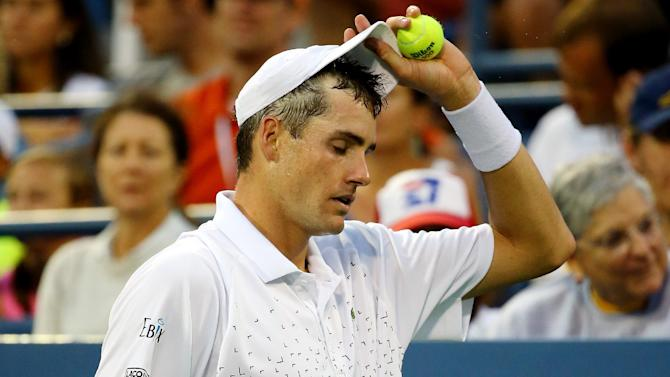 Tennis - Isner exit means no US men reach second week of Open
