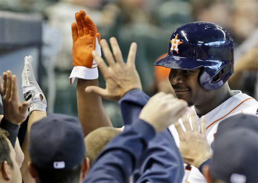 Astros beat Mariners 10-3 to take series