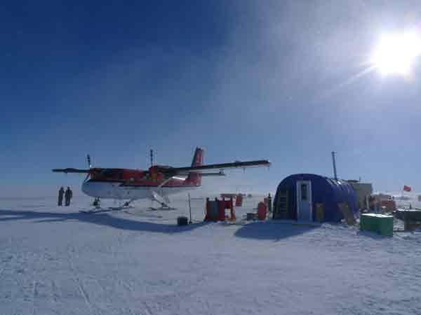 Russian Team Reaches Buried Antarctic Lake