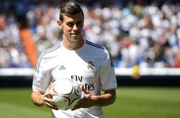 TEAM NEWS: Bale starts for Real Madrid
