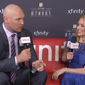 'NFL Honors' Xfinity Couch: Brian Urlacher