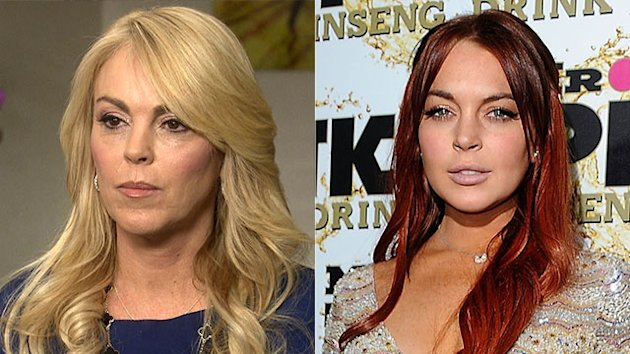 Dina Lohan on Lindsay's Accuser
