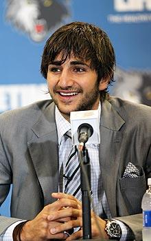 Free at last, Ricky Rubio ready to start NBA career