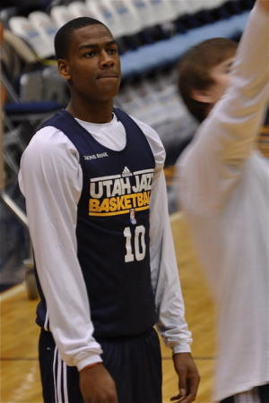 Alec Burks Shines in New Role with Utah Jazz