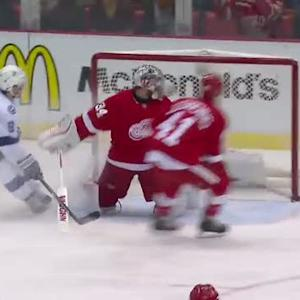 Johnson beats Mrazek twice in Game 6