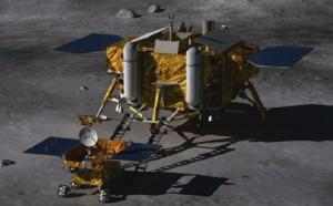 China's 1st Moon Rover Launches On Lunar Journey