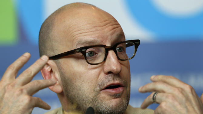 AP Interview: Soderbergh on quitting movies
