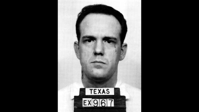 FILE - This is a 1990 file photo of Texas death row inmate Leo Jenkins. Jenkins was executed on Feb. 9, 1996. (AP Photo/Texas Department of Criminal Justice, File)