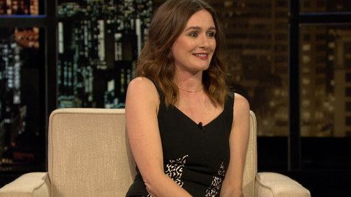 Emily Mortimer's Mom Is a Hot Mess