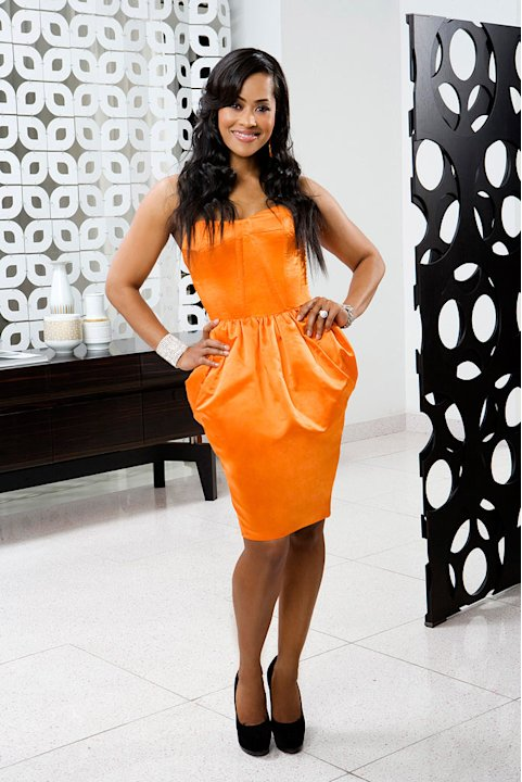 "Lisa Wu Hartwell of ""The Real Housewives of Atlanta."""