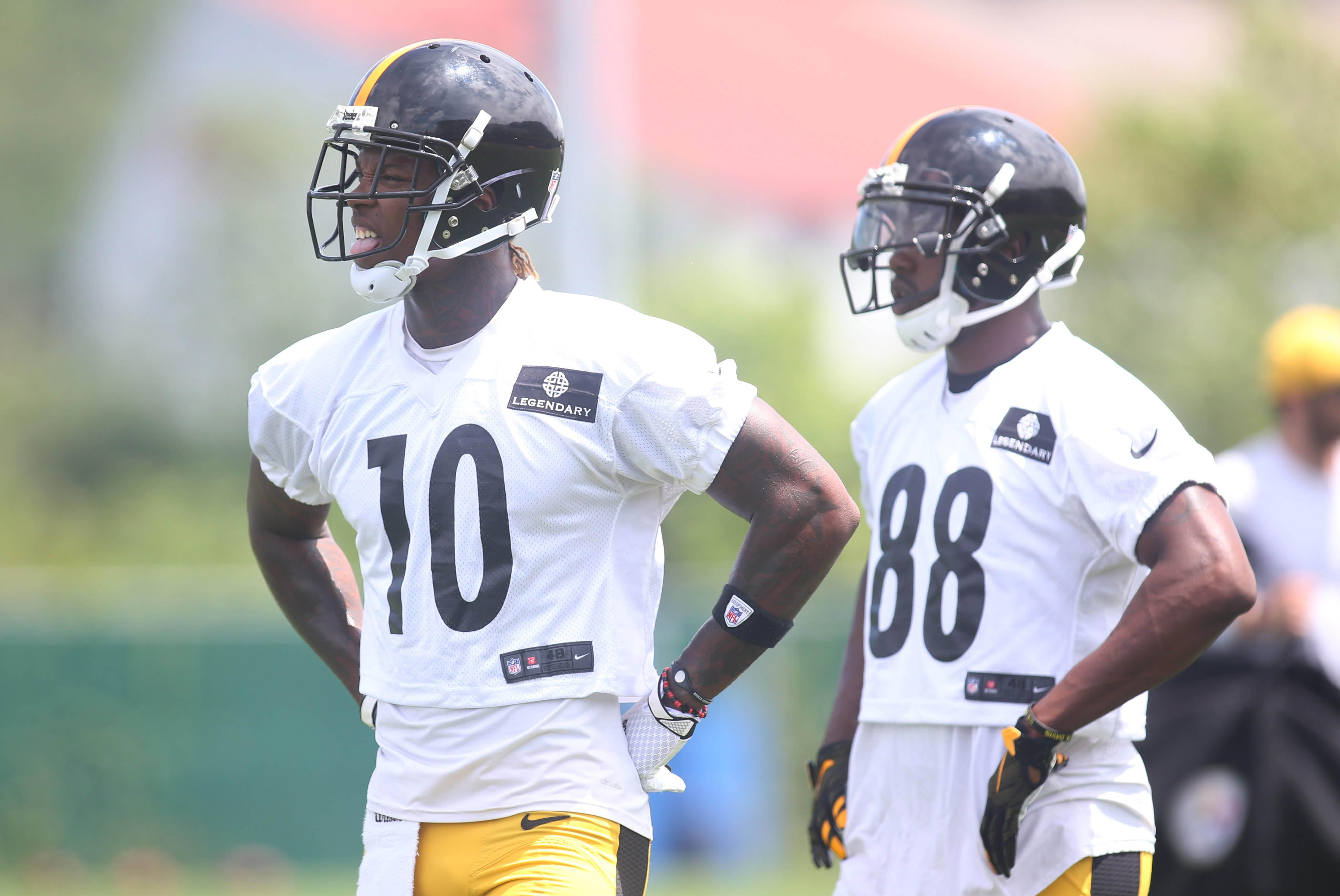 Steelers WR faces four-game suspension