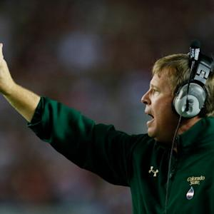 RADIO: Rams' head man, Jim McElwain