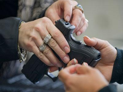 Gun Sales Spike After Newtown Tragedy