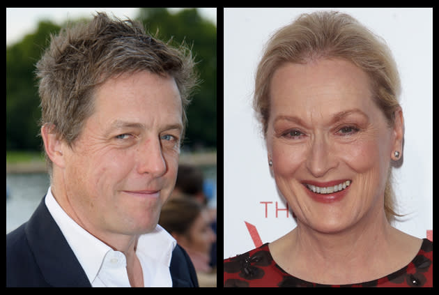 Meryl Streep & Hugh Grant In 'Florence Foster Jenkins' – First-Look Photo